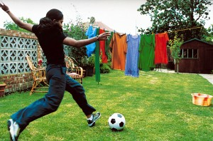 "Fra filmen ""Bend it like Beckham"""