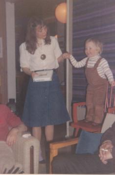 marta og mamma