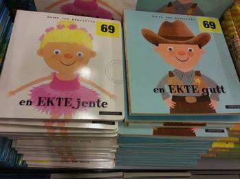 1. barnebøker