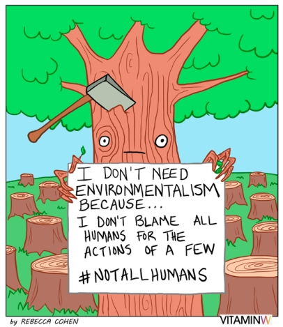 Trees Against Environmentalism-2