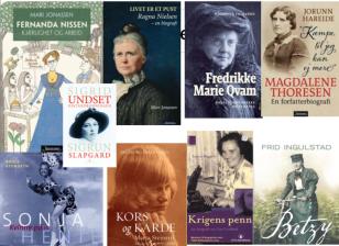 Biografier om - og av - kvinner
